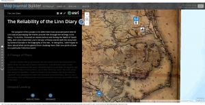 The Reliability of the Linn Diary (1)